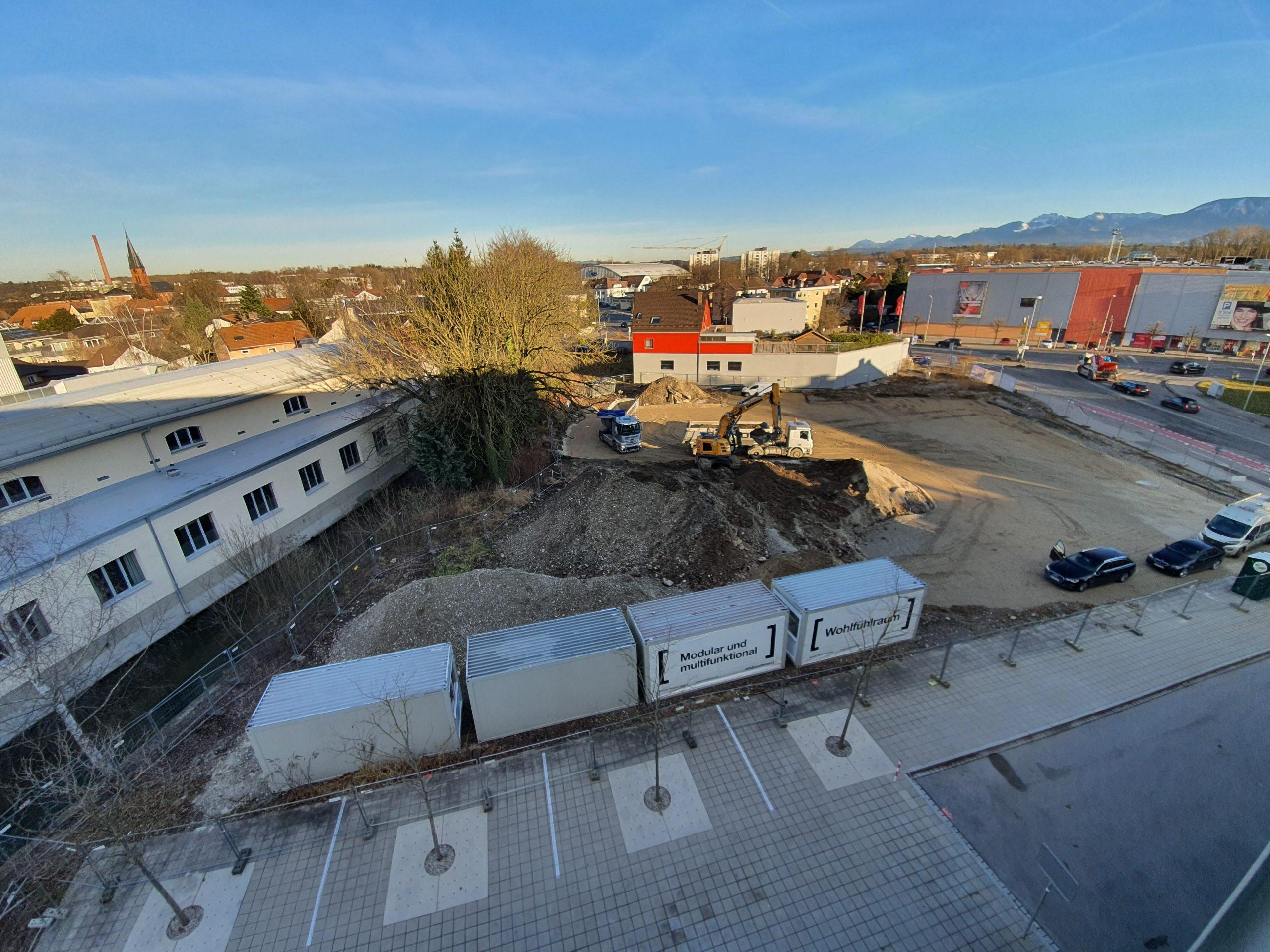 Startschuss in Rosenheim